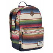 PLECAK BURTON KETTLE CANVAS IRIS STRIPE