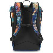 PLECAK DAKINE MISSION SURF ROLL TOP PACK 28L KASSIA ELEMENTAL TYŁ