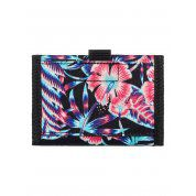 PORTFEL ROXY SMALL BEACH ANTHRACITE TROPICAL DREAM 2