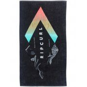 RĘCZNIK RIP CURL TEAM TOWEL CTWAY4 84 CHARCOAL GREY