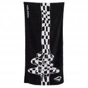RĘCZNIK VOLCOM VOLCOM TOWEL D6712057 BLACK
