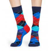 SKARPETKI HAPPY SOCKS ARGYLE SOCK ARY01-6300