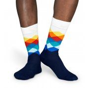 SKARPETKI HAPPY SOCKS FADED DIAMOND SOCK FD01-105 1
