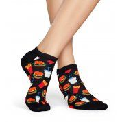 SKARPETKI HAPPY SOCKS HAMBURGER LOW SOCK HAM05-9300