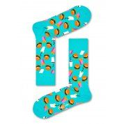 SKARPETKI HAPPY SOCKS HAMBURGER SOCK HAM01-7300
