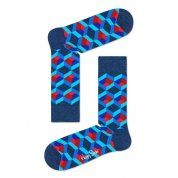 SKARPETKI HAPPY SOCKS #OPTIC SQUARE SOCK OSQ01-6300 2