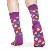 SKARPETKI HAPPY SOCKS RUBBER DUCK SOCK RDU01-5500 1