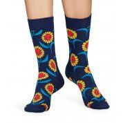 SKARPETKI HAPPY SOCKS SUNFLOWER SOCK SFW01-6300