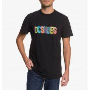 T-SHIRT DC COLOR BLOCKS EDYZT04086 KVJ0 Z PRZODU
