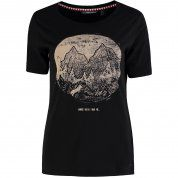 T-SHIRT ONEILL AMERICANA BLACK OUT