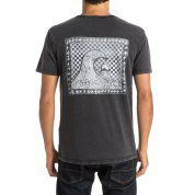 T-SHIRT QUIKSILVER CHECKERED PAST SS KVJ0 1