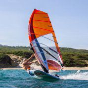 ŻAGIEL LOFTSAILS RACINGBLADE 2018 ORANGE 1