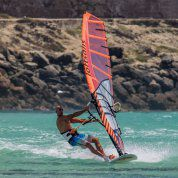 ŻAGIEL LOFTSAILS SPEEDBLADE 2018 ORANGE  2