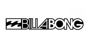 Surfshop - BOARDSHORTY BILLABONG #TRIBONG OG# 2019 CZARNY - billabong logo